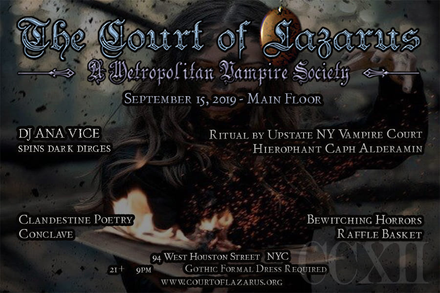 The Court of Lazarus